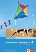 Bild von Schweizer Zahlenbuch 4 Arbeitsheft