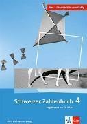 Bild von Schweizer Zahlenbuch 4 Begleitband mit CD-ROM