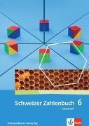 Bild von Schweizer Zahlenbuch 6 Arbeitsheft