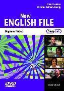 Bild von New English File: Beginner Studylink Video von Oxenden, Clive