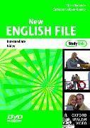 Bild von New English File: Intermediate StudyLink Video von Oxenden, Clive