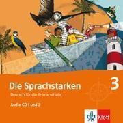 Bild von Die Sprachstarken 3 Audio CD