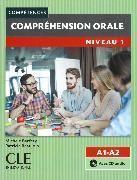 Bild von Compréhension orale 1 A1-A2 Buch + Audio-CD