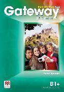 Bild von Gateway 2nd Edition B1+ Student's Book Pack von Spencer, David